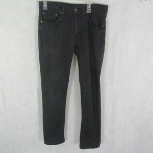 Levi's Black stretchy jeans Men's sz 32x30
